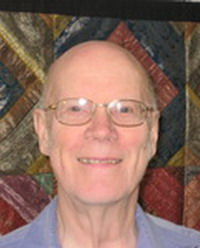 headshot photo of Bert Adams