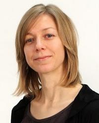 headshot photo of Katherine J. Curtis