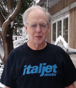 John Allen Logan headshot