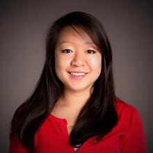 Head Shot of Wendy Li