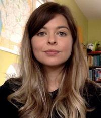 Head Shot of Kristina Marie Fullerton Rico
