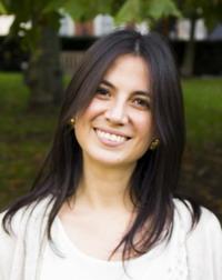 Head Shot of Angela Serrano Zapata