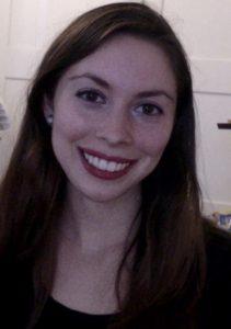 Head Shot of Sara Gia Trongone
