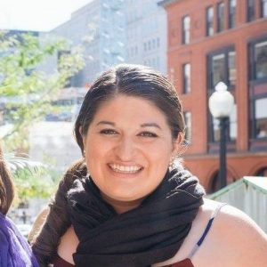 Headshot of Alison Horn
