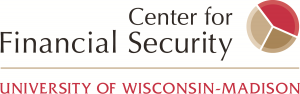 Center for Financial Security logo