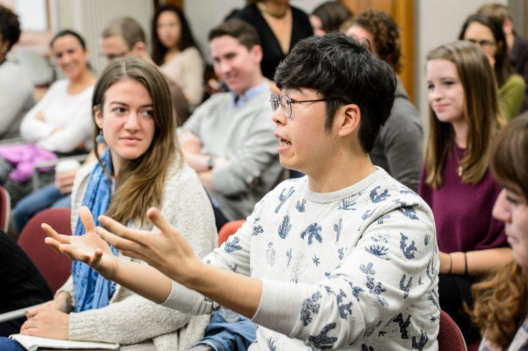 photo of Sociology graduate student