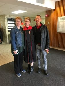 Sociology major and parents