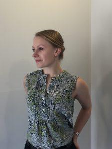 headshot photo of Catherine Doren