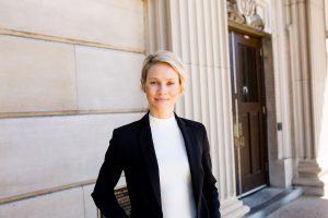 headshot photo of Madeleine Pape