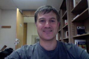 headshot photo of Nicholas Pedriana