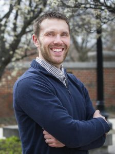 photo of Sociology Professor Mike Light
