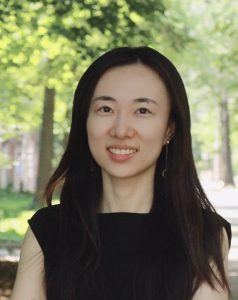 photo of Victoria (Shu) Zhang